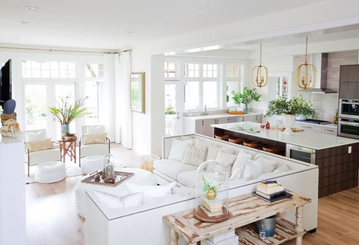 Jillian harris shares her design secrets http www for Jillian harris kitchen designs