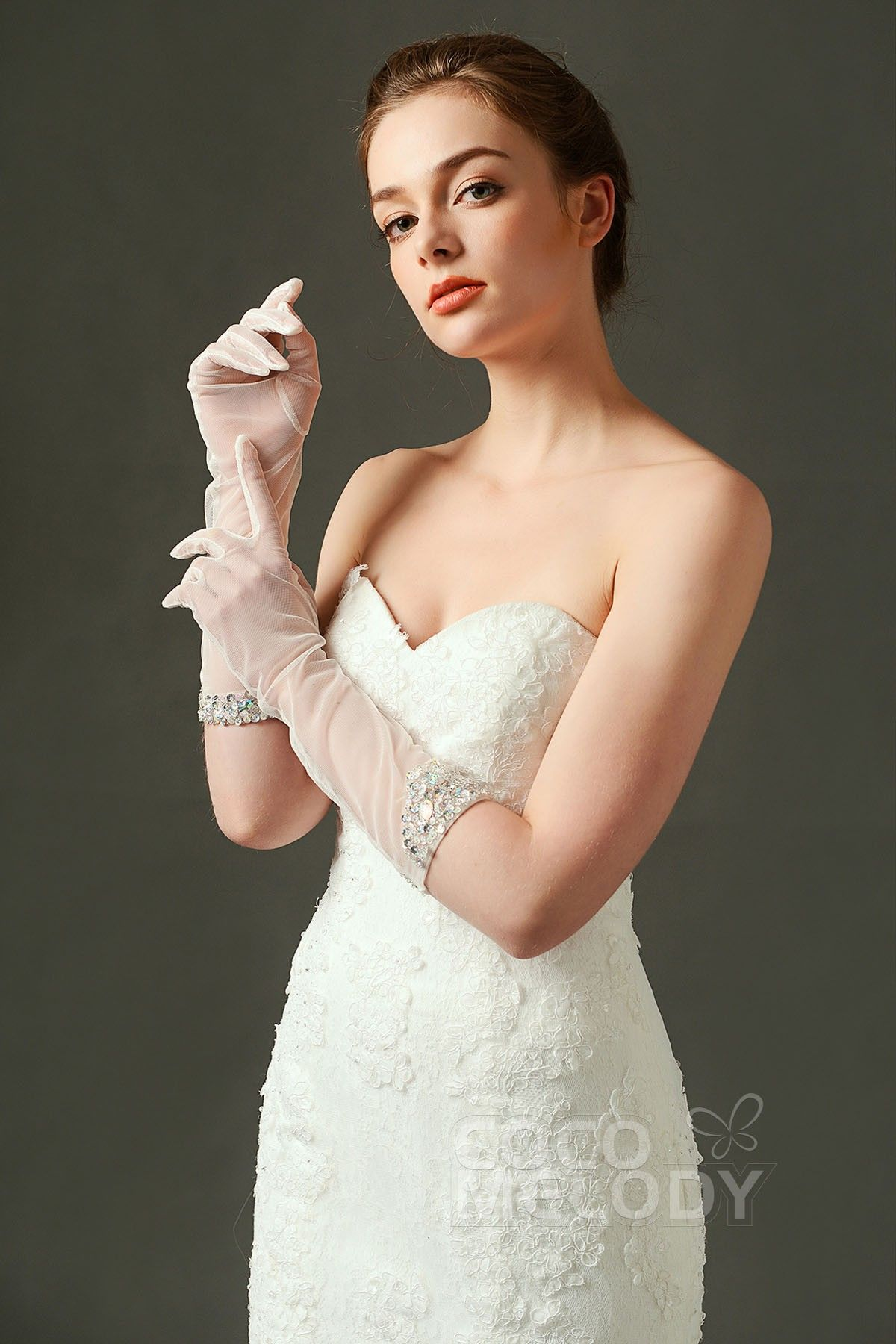 15++ Wedding dress elbow gloves info