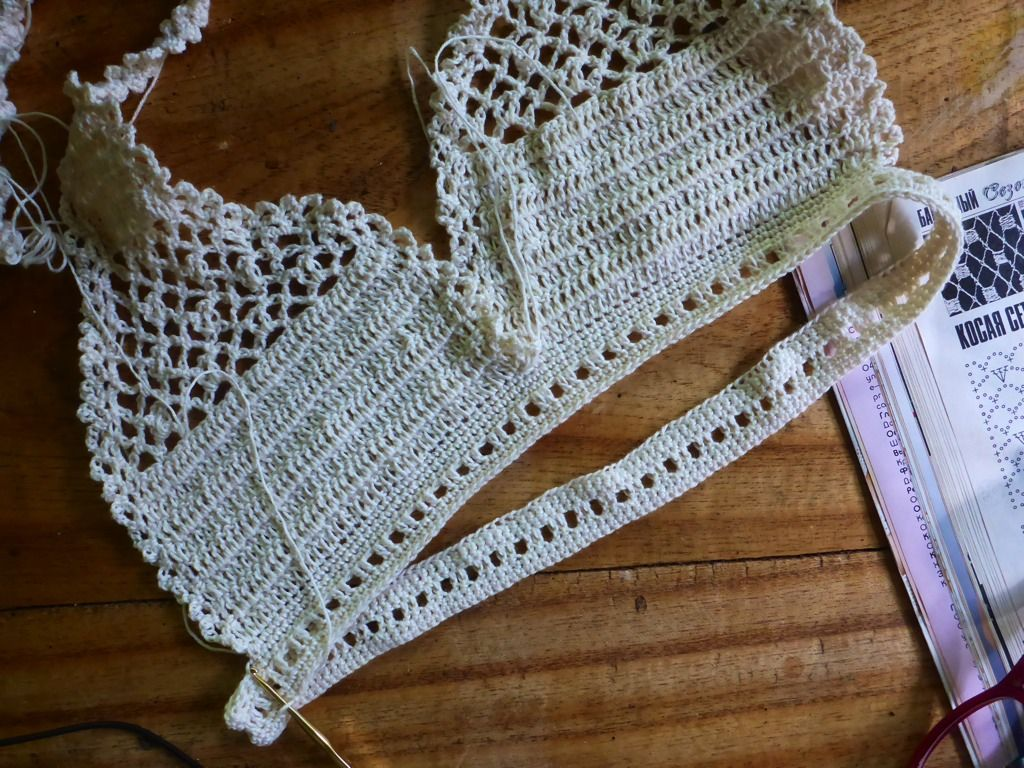 touchebawip5 | Crochet clothes | Pinterest