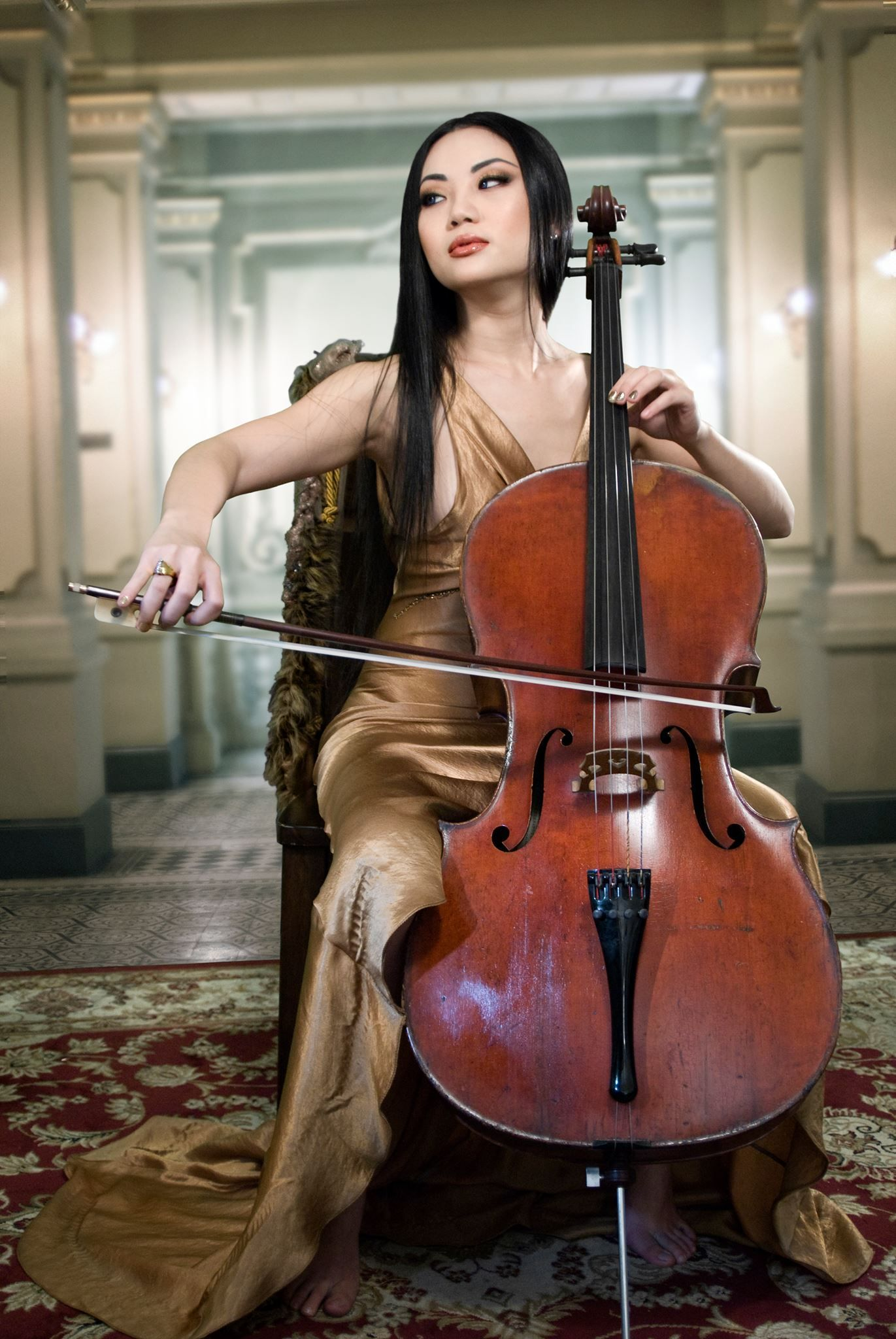 Tina Guo Strings Kolstein Music Cello Cello Music Musician Photography