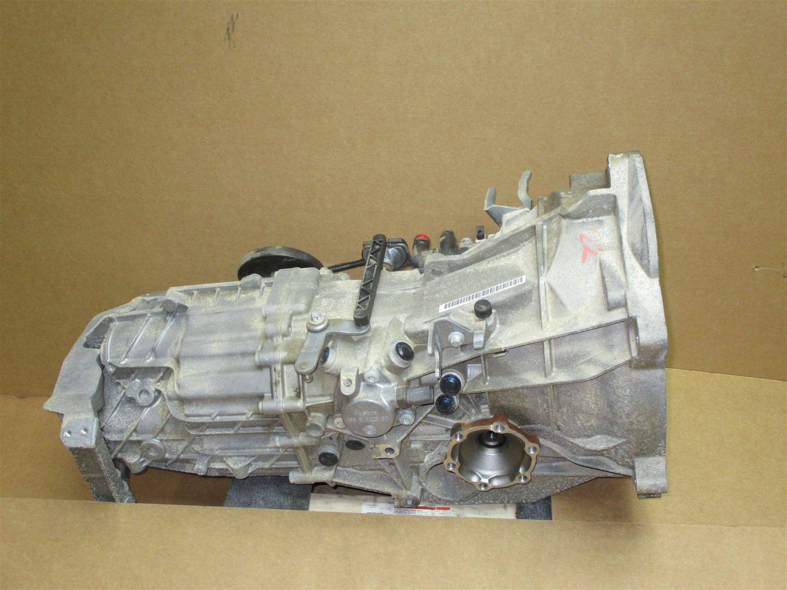10 Boxster S RWD Porsche 987 6 SPEED MANUAL TRANSMISSION GEAR BOX G87.40  22,906