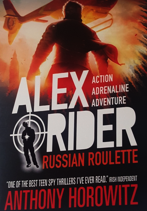 Russian Roulette Anthony Horowitz Ebook