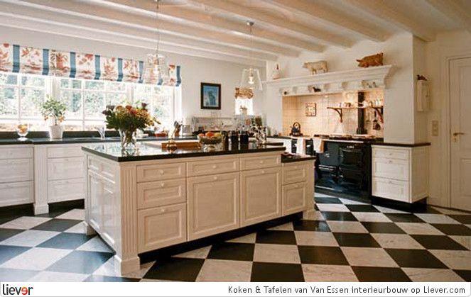 Van essen interieurbouw koken projecten om te proberen keukens