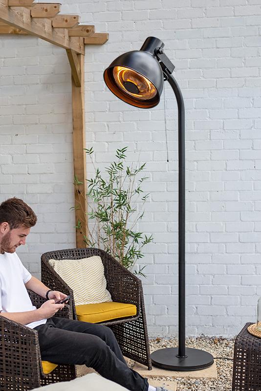 Outdoor Electric Heater, Outdoor Halogen Heat Lamp