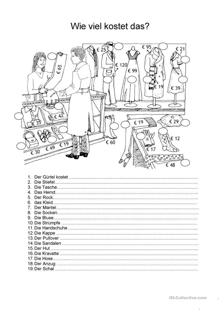 Wie Viel Kostet Das Englisch
