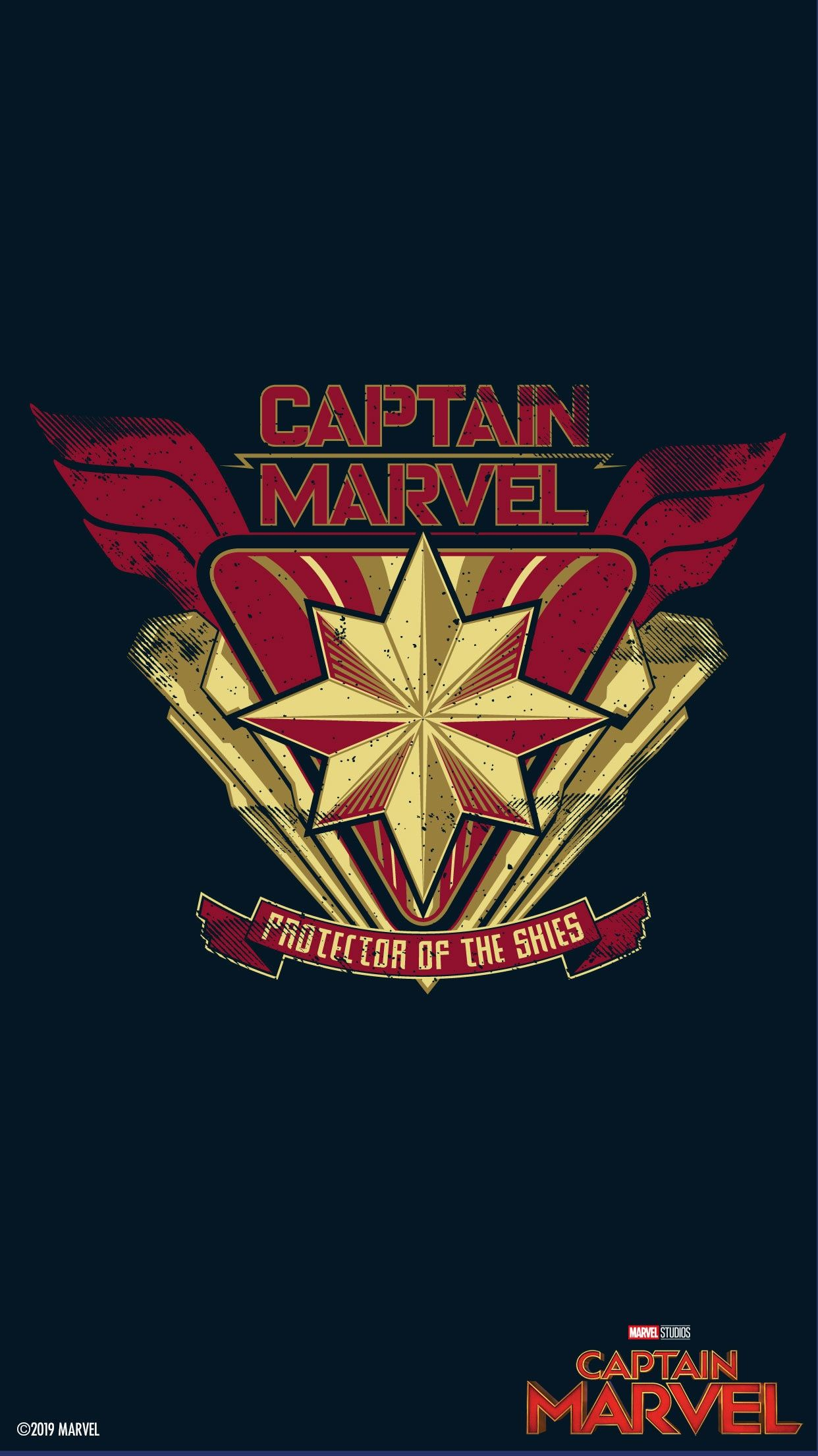 Marvel Studios Captain Marvel Mobile Wallpapers Disney Malaysia Captain Marvel Marvel Marvel Wallpaper