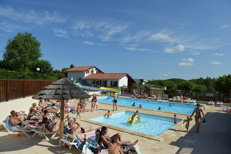 Location Mobil-homes Pays Basque - ARENA CAMPING - Saint Jean De Luz