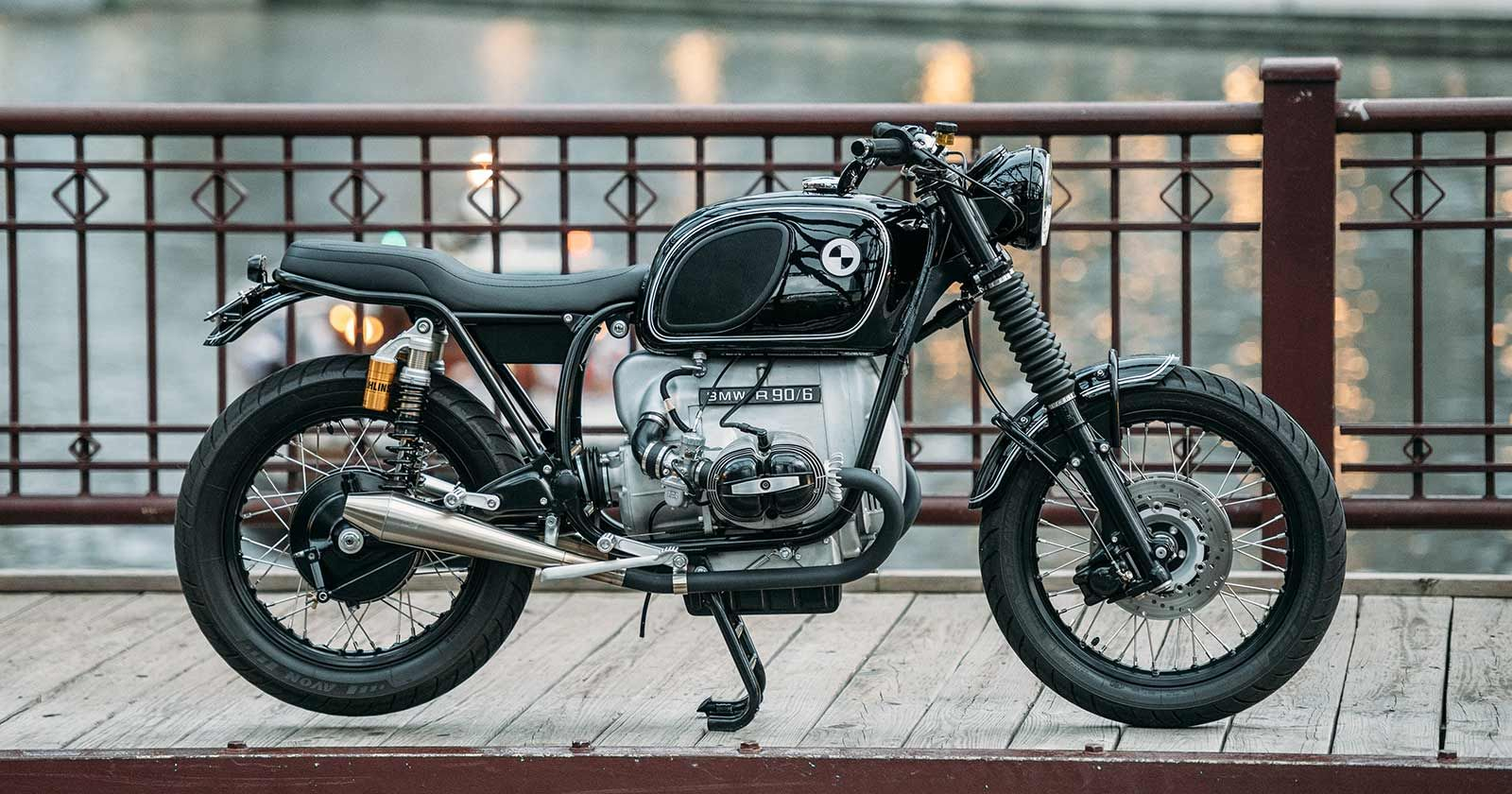 A 21st Century Update For The Classic Bmw R90 6 Custom Bikes