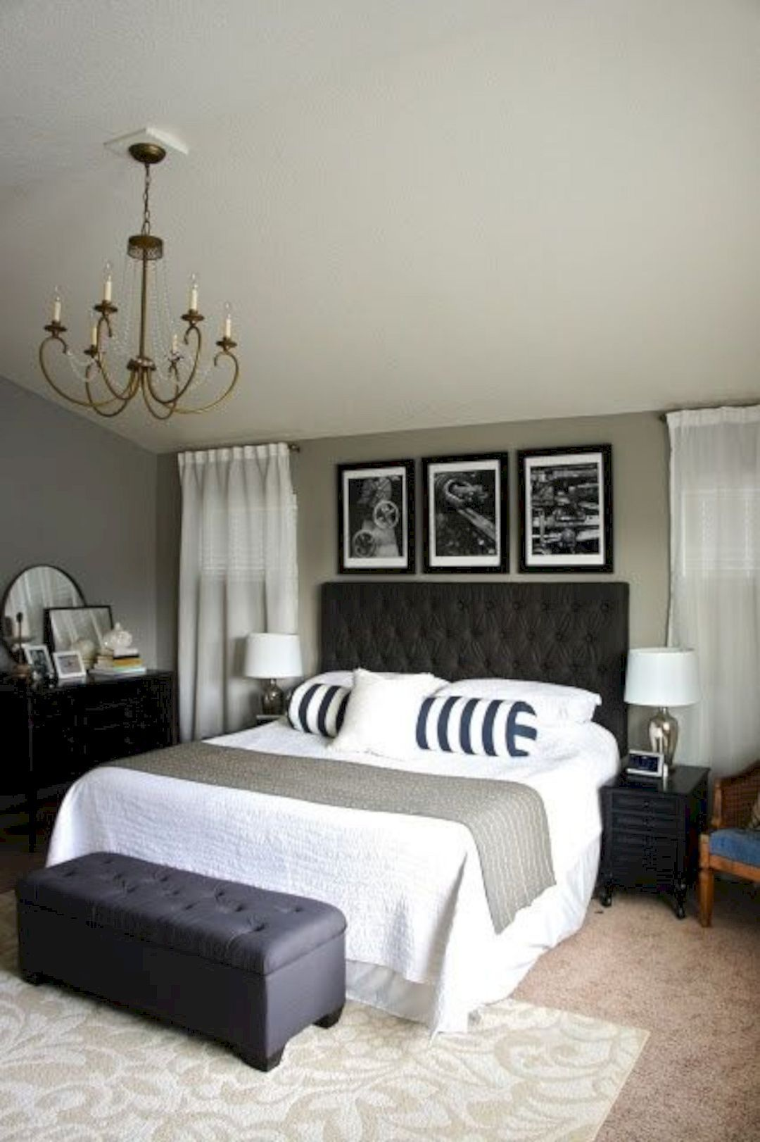 Exceptionnel 16 Awesome Black Furniture Bedroom Ideas