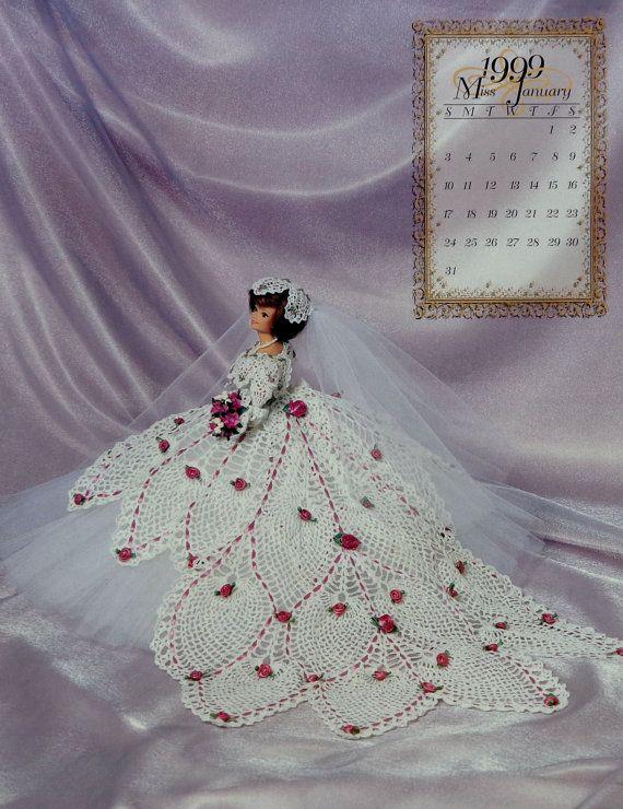 Annie S Attic Master Crochet Series Bridal By Thepamperedstitcher