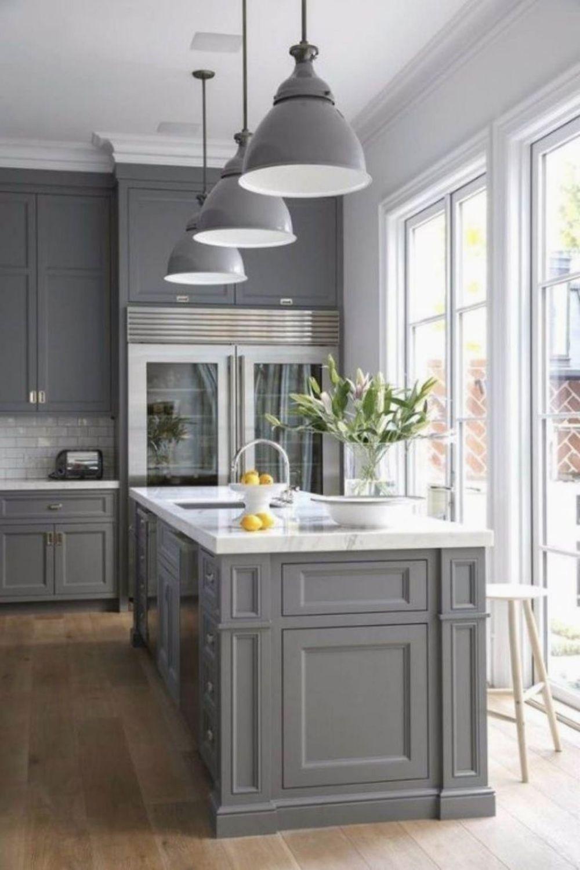 Stunning White Kitchen Cabinets Ideas to Brighten Your ...