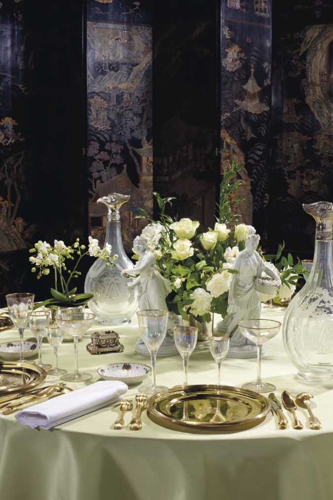 Habitually Chic® » Collection Alberto Pinto   Lovely setting ...