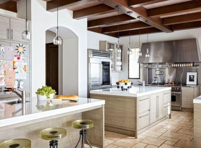 Idée Relooking Cuisine Modeledecuisinemodernedecoration - Cuisiniere grand modele pour idees de deco de cuisine