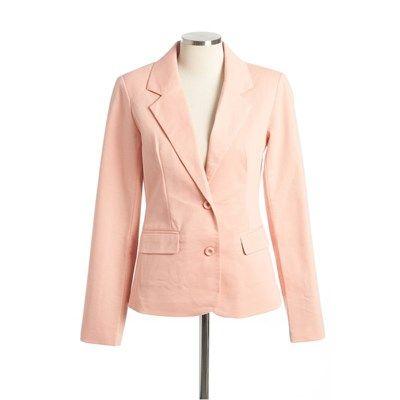 9cc54c5a75 ✂Molde gratuito de blazer feminino tamanhos do 36 ao 46✂ (Agulha ...