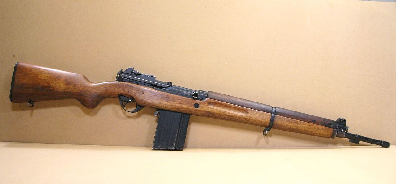 Fn 49 the fn 49 was derived from the works of dieudonn for Camping a couture 49