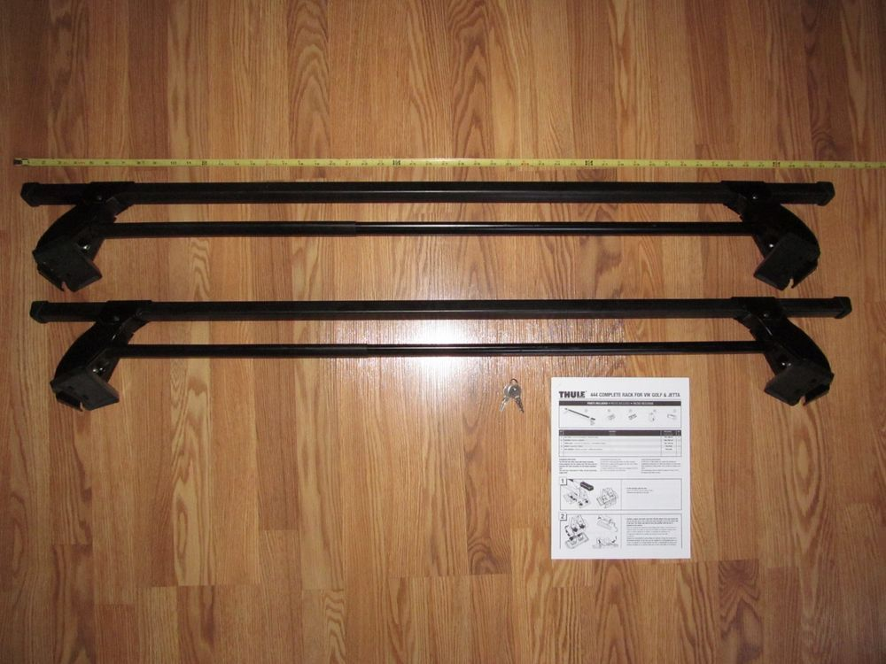 Thule 444 Specialty Base Roof Rack Vw 93 94 95 96 97 98 Jetta Golf Gti Mk3 With Images Fun Sports Golf Gti Roof Rack