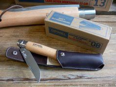 opinel's genuine #08, what else ?