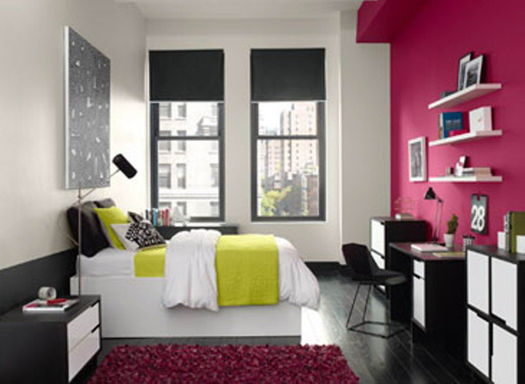 Extremely Elegant Accent Walls - http://www.architectlover.com/decor ...