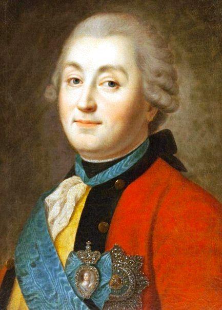Князь Григорий Григорьевич Орлов (1734 – 1783) | Екатерина ...