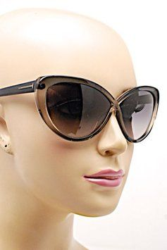 Tom Ford Tom Ford Gray Smoky Frames with Gray Lens SUNGLASSES Italy TF253 Madison