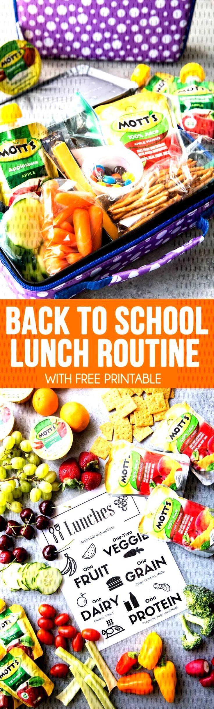 Back to School Lunches,  Back to School Lunches,