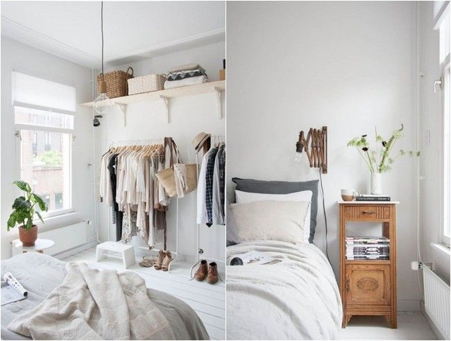 8 ideas para decorar dormitorios peque os interior design home bedroom bedroom wardrobe - Ideas dormitorios pequenos ...