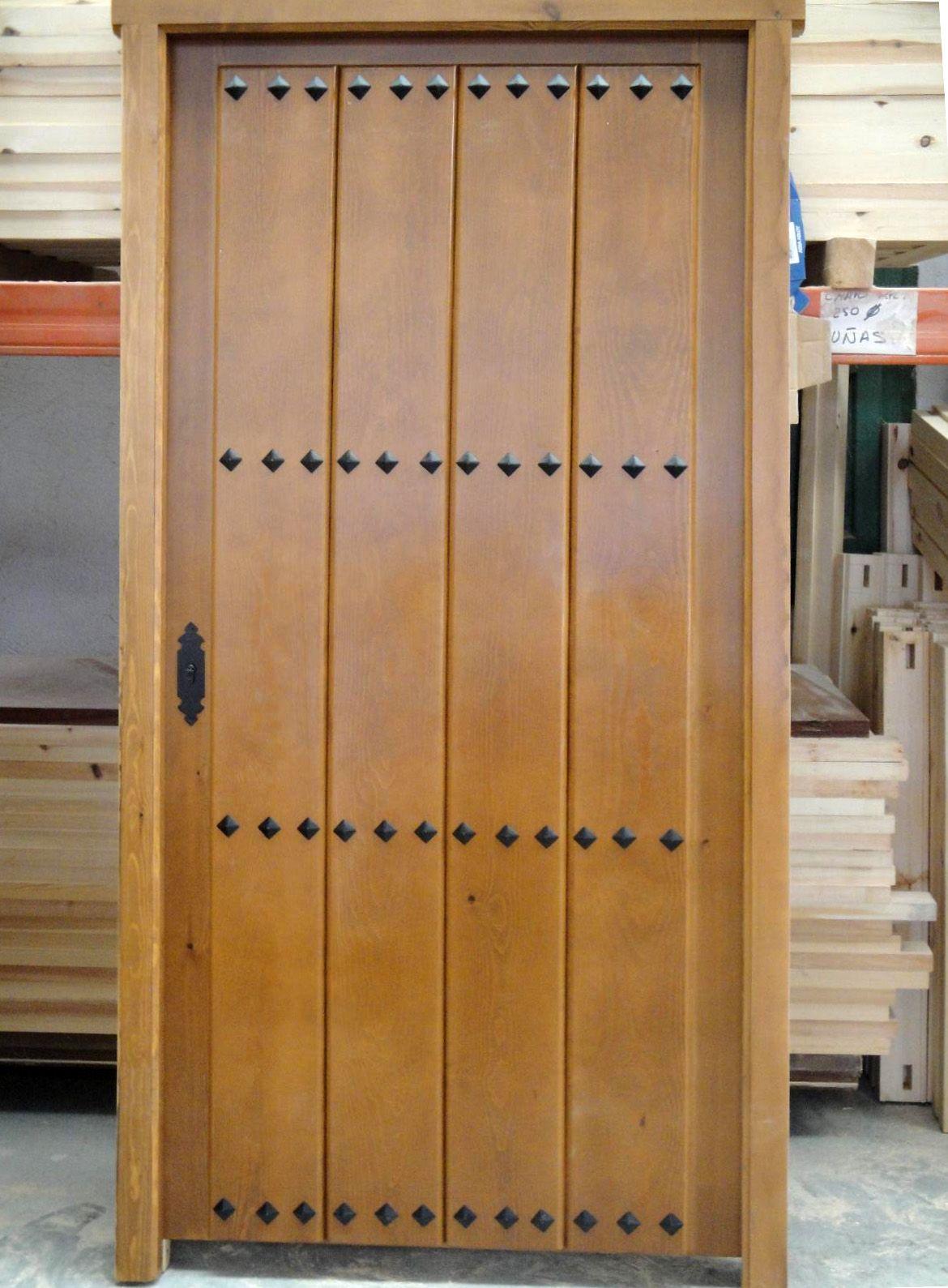 Altarejos puertas rusticas en 2019 puertas r sticas for Puertas rusticas de exterior precios