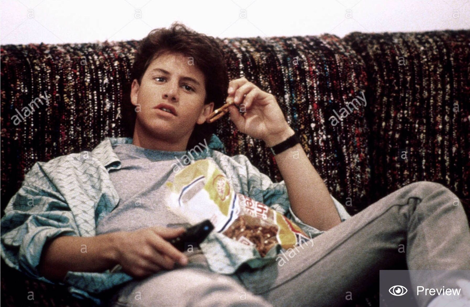 Kirk Cameron in 1987 for Like Father, Like Son | Kirk ...