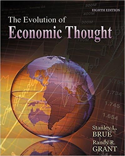 The evolution of economic thought 8th edition by stanley brue isbn the evolution of economic thought 8th edition by stanley brue isbn 13 978 1111823689 fandeluxe Gallery
