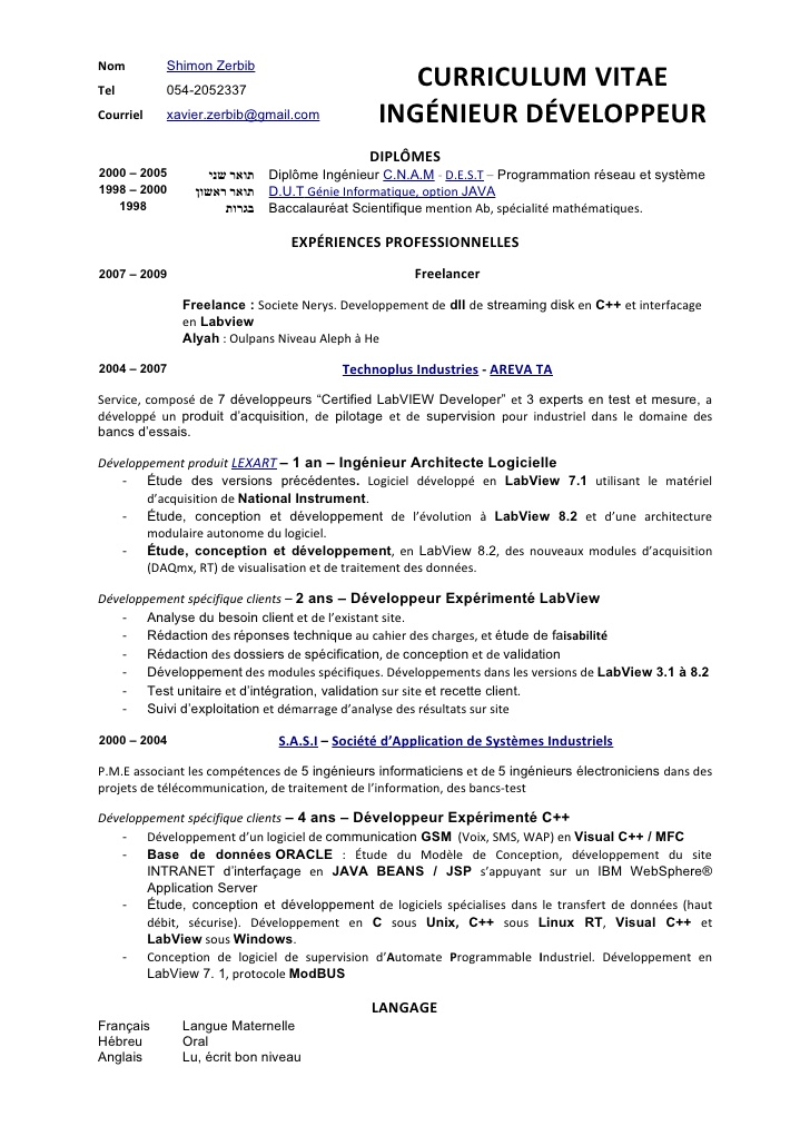 Cv Ingenieur Etudes Recherche Google Cv Ingenieur Curriculum Vitae Curriculum