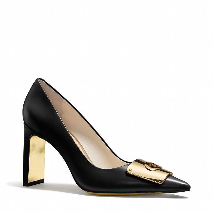 Coach SYDNEY HEEL | Heels, Shoes, Shoe