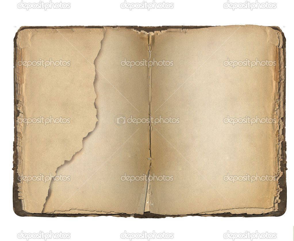 antique books | The old book on the isolated background — Stock Photo © Hanna ...
