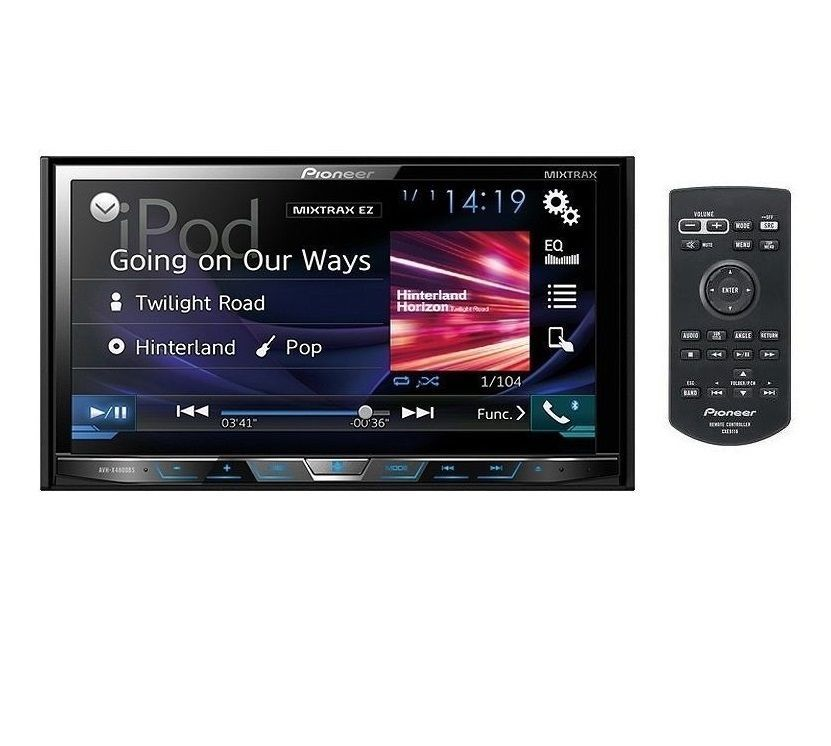 Pioneer AVH-X4800BS Receiver Driver FREE