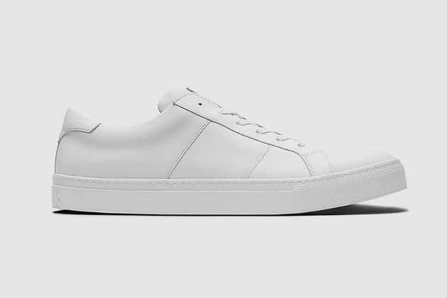 20 Best All White Sneakers For Men   GearMoose