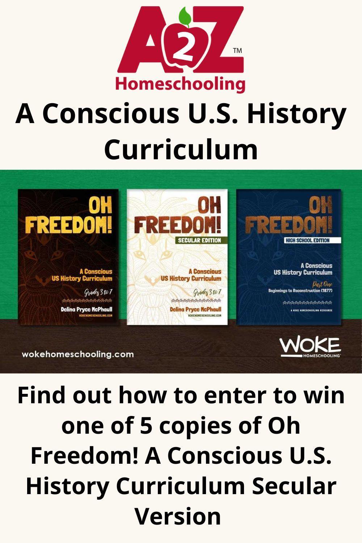 A Conscious U S History Curriculum History Curriculum Homeschool History Curriculum Curriculum