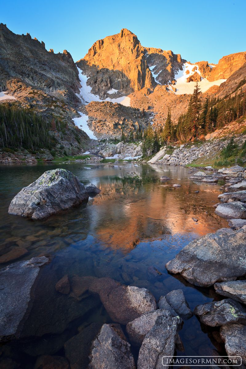 Alpine Jewel Rocky Mountain National Park Mountain Landscape Photography Winter Landscape Photography Cool Landscapes