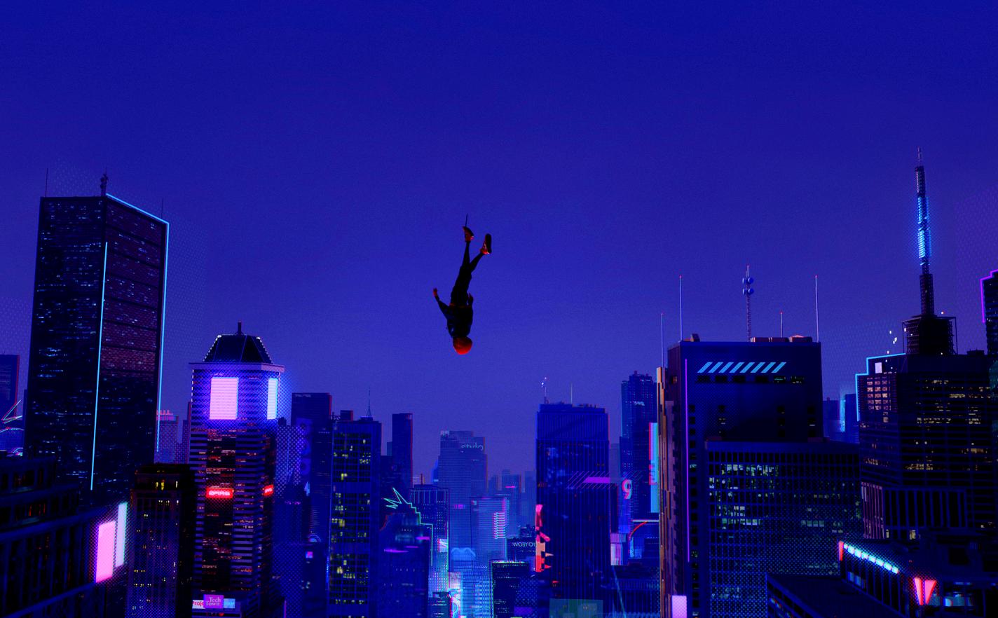 (1280 x 720)Spider-Verse Leap Of Faith