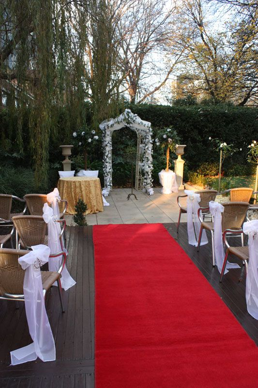 Garden Wedding Decoration | Decor It Melbourne, Australia