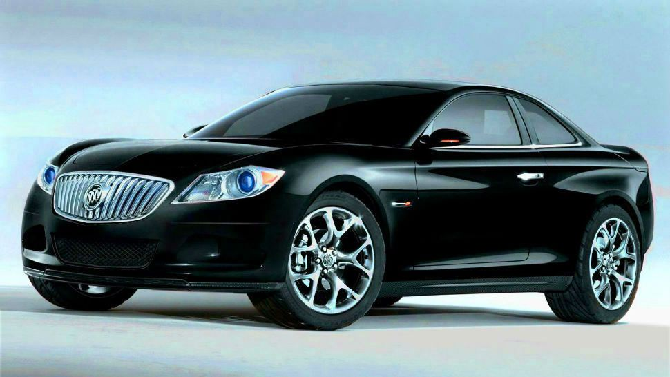 2015 Buick Regal Grand National Buick Is Not One Of My Favorites