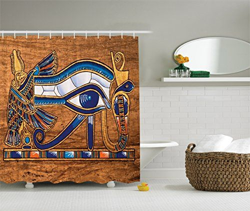 Ambesonne Egyptian Decor Collection Egyptian Ancient Art Https