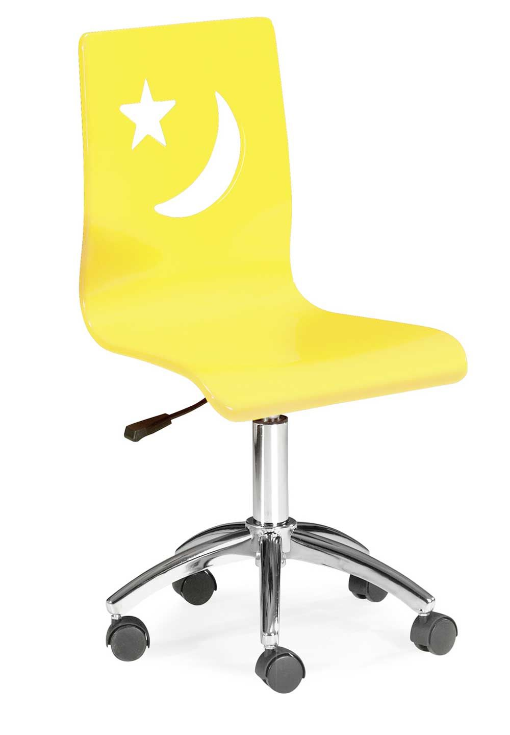 Adjustable Height Yellow Kids Office Chairs Kids Desk Chair Office Chair Desk Chair