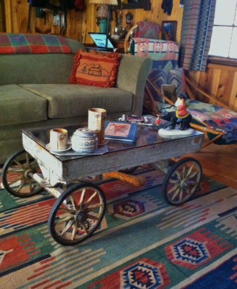 Wagon Coffee Table Coffee Table Old Wagons Red Wagon