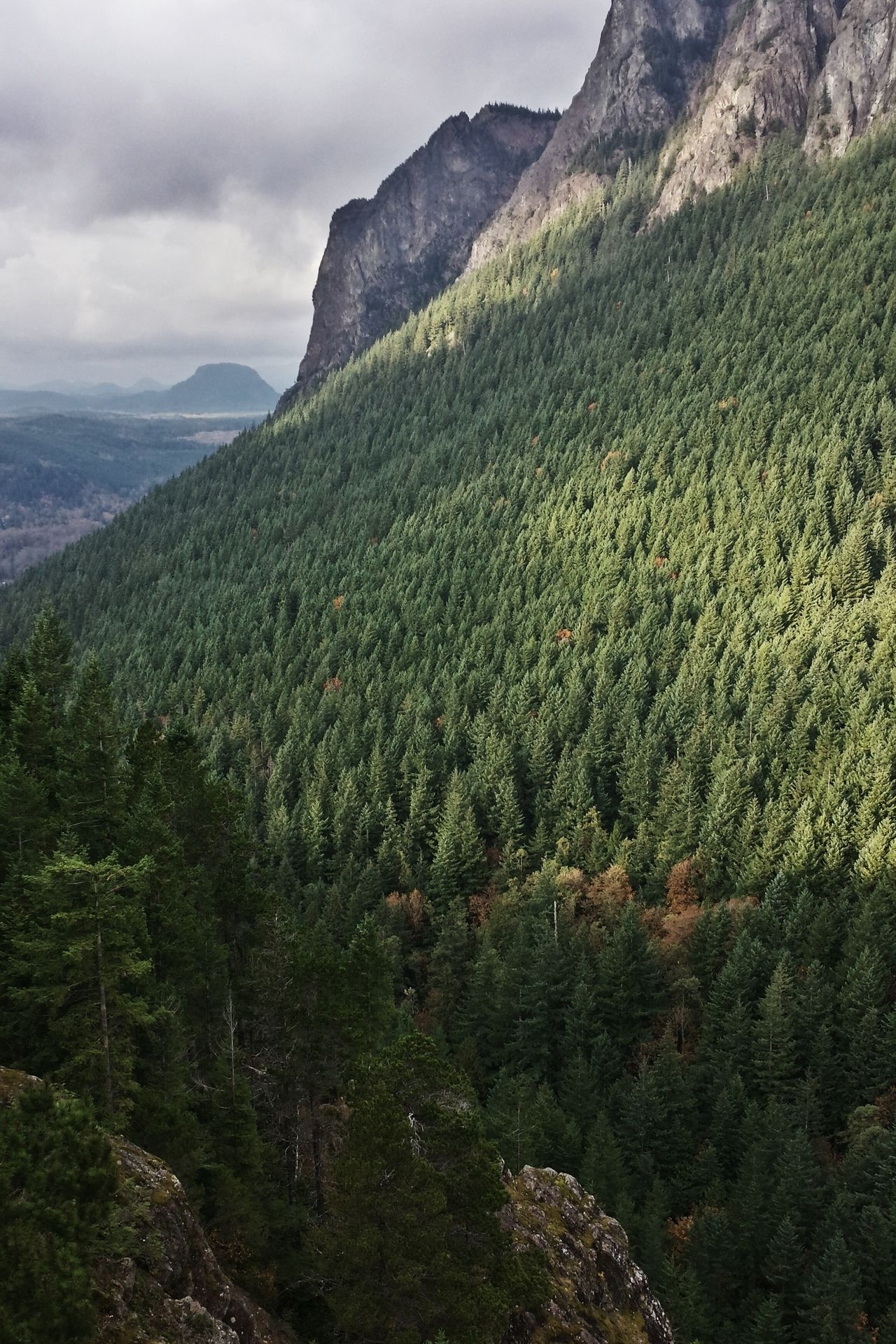 leksije:  Mt. Si, North Bend, WA