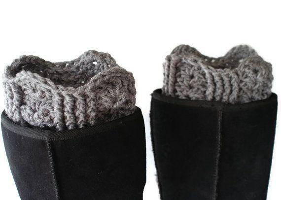 womens boot cuffs plus size boot cuffs leg cuffs by lanacooper