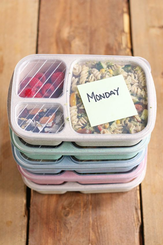 5 Easy Back to School Bento Box Lunches - Healthnut Nutrition
