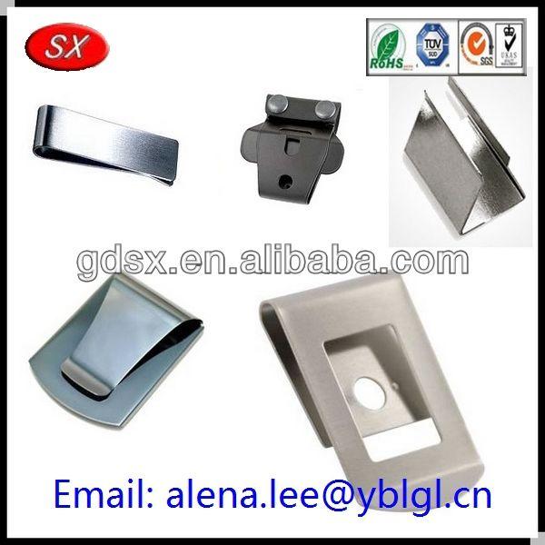 Various Shape Stainless U Clip U Clip Fastener Spring Steel U Clip Spring Steel Fasteners Sheet Metal