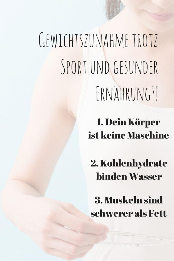 Abnehmen Klappt Nicht Trotz Sport Und Gesunder Ernährung