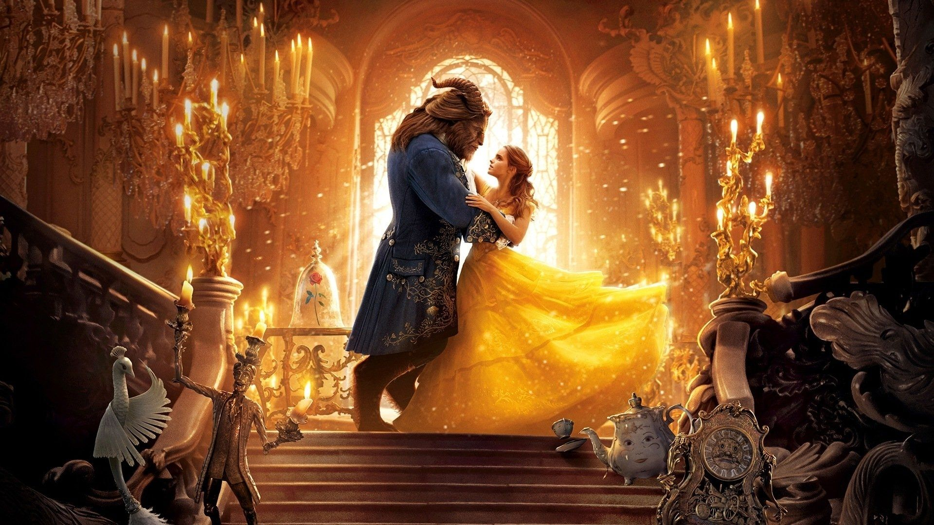 10 Most Popular Beauty And The Beast Desktop Wallpaper Full Hd 1920 1080 For Pc Deskt Beauty And The Beast Movie The Beast Movie Beauty And The Beast Wallpaper