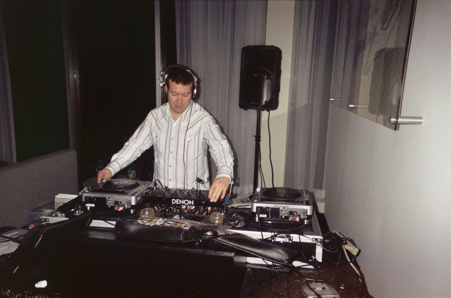 DJ Jon Herseth