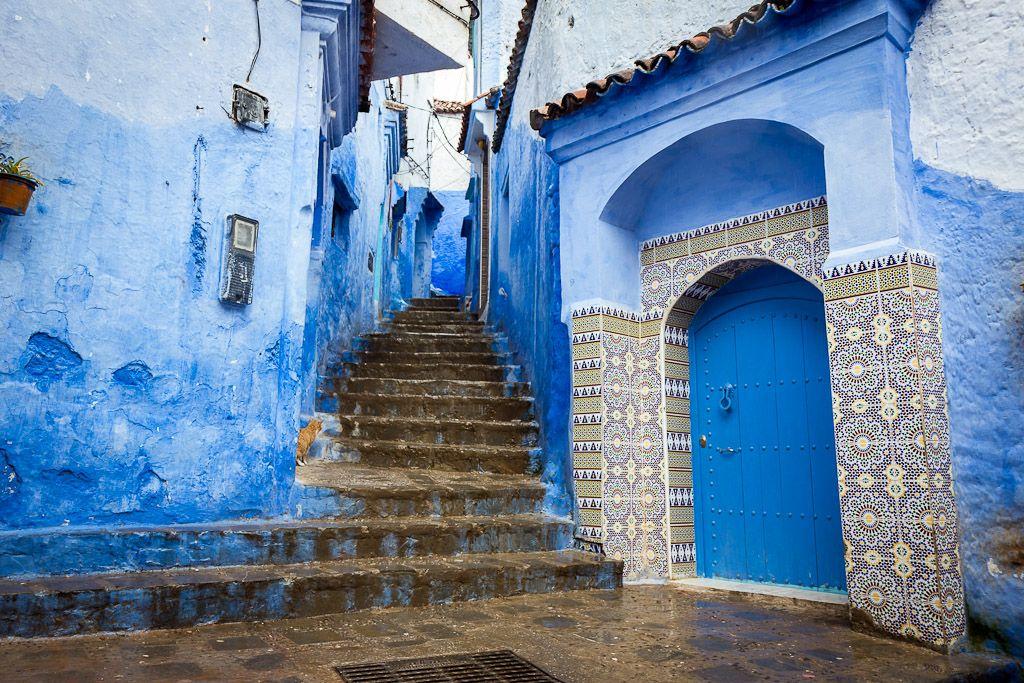 Chefchaouen Morocco's blue city Chefchaouen, Blue city